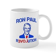 Ron Paul Revolution Small Small Mug