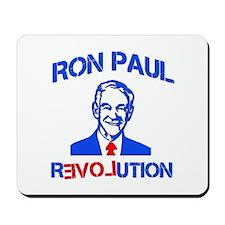 Ron Paul Revolution Mousepad