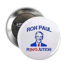 """Ron Paul Revolution 2.25"""" Button (10 pack)"""