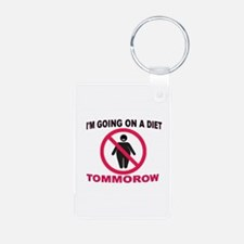 TOMMOROW Keychains