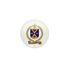 GAGNON Family Crest Mini Button (100 pack)