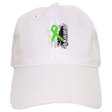 Survivor Lymphoma Baseball Cap