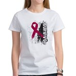 Survivor Multiple Myeloma Women's T-Shirt