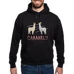 CAAAARL!! Hoodie (dark)