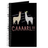 Caaaarl Journals & Spiral Notebooks