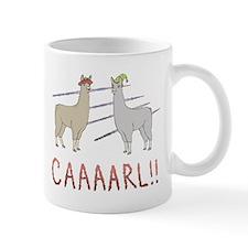 CAAAARL!! Small Small Mug