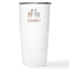 CAAAARL!! Travel Mug
