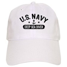 U.S. Navy Deep Sea Diver Baseball Cap