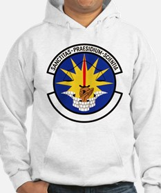 836th Security Police Hoodie