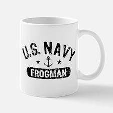 U.S. Navy Frogman Mug