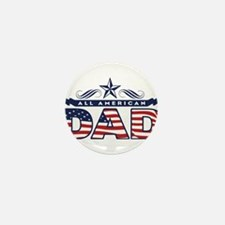 Happy Father's Day Mini Button (10 pack)