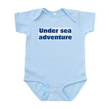 Under sea adventure Infant Creeper