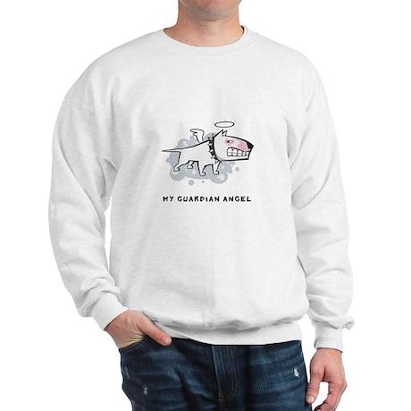 Angel Bull Terrier Sweatshirt