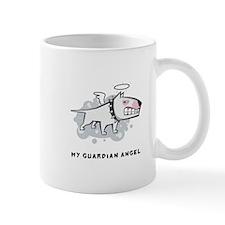 Angel Bull Terrier Mug