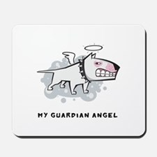 Angel Bull Terrier Mousepad