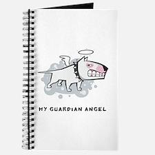 Angel Bull Terrier Journal