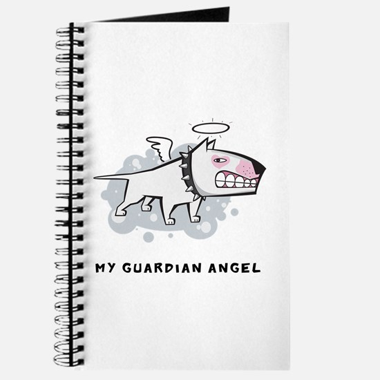 Angel Bull Terrier Journal