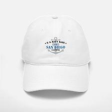 US Navy San Diego Base Baseball Baseball Cap