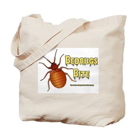Bed Bugs Bite Tote Bag