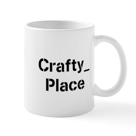 Crafty_ Place design Mugs