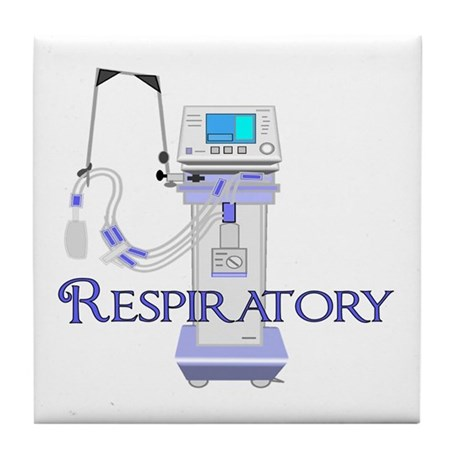 Respiratory Therapy 2011 Tile Coaster