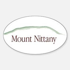 Cute Nittany lions Decal