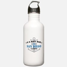 US Navy San Diego Base Water Bottle