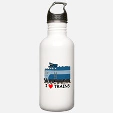 HATWHEEL TRAIN Water Bottle