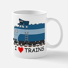 HATWHEEL TRAIN Mug