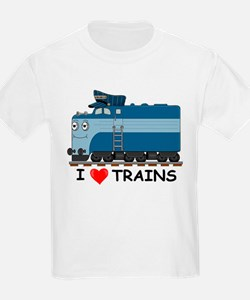 HATWHEEL TRAIN T-Shirt