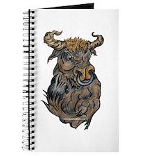 Unique Tattoo joke Journal