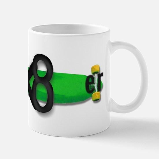 Unique Sk8 Mug