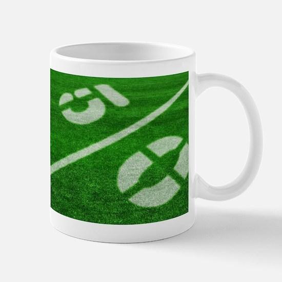 Cute Touchdown Mug