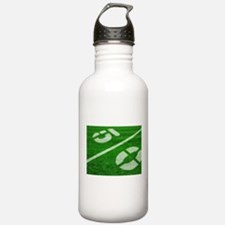 Cute American soccer Water Bottle