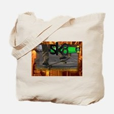 Cute Sk8 Tote Bag