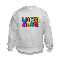 Autism Aware Puzzle Sweatshirt