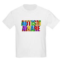 Autism Aware Puzzle T-Shirt