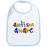 Autism Aware Bib