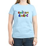 Autism Aware Women's Light T-Shirt