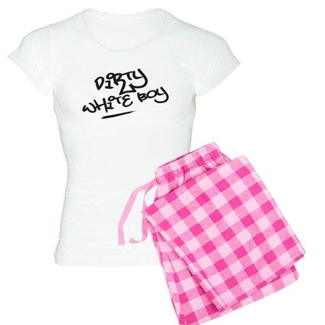 Dirty White Boy Women's Light Pajamas