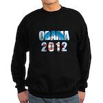 Obama 2012 Sweatshirt (dark)