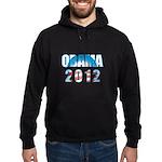 Obama 2012 Hoodie (dark)