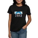 Obama 2012 Women's Dark T-Shirt