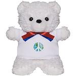 Peace Earth Teddy Bear