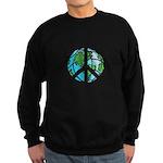 Peace Earth Sweatshirt (dark)