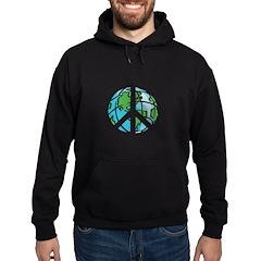 Peace Earth Hoodie