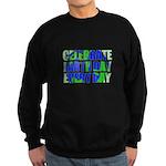 Earth Day Every Day Sweatshirt (dark)