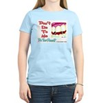 Do you Floss? Women's Pink T-Shirt
