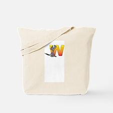 "Animals ""W"" Tote Bag"