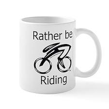 """Rather be Cycling"" Mug"